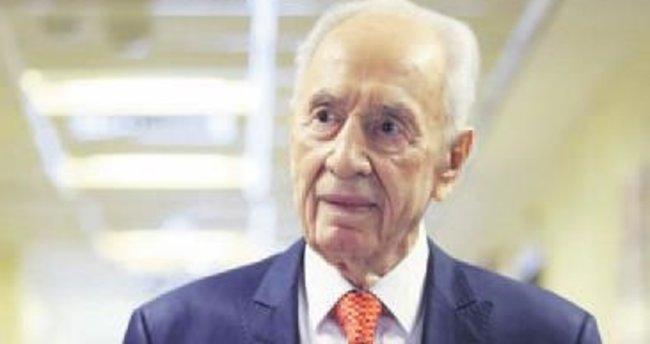 Beyin kanaması ve kalp krizi geçiren Peres yoğun bakımda