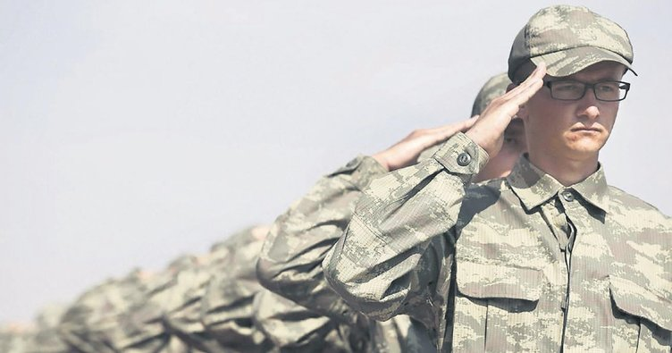 12 ay askerliğe asgari ücret