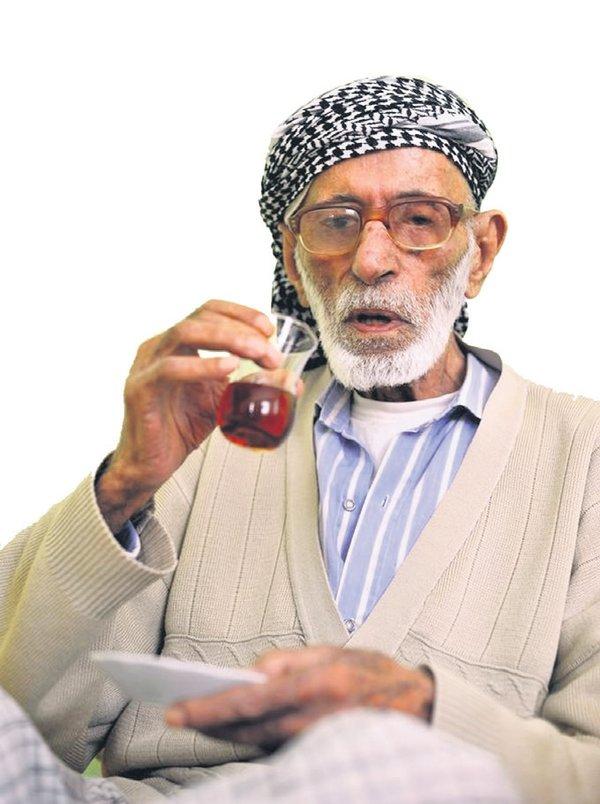 125'lik Nuri Dede Türkiye'nin en yaşlısı