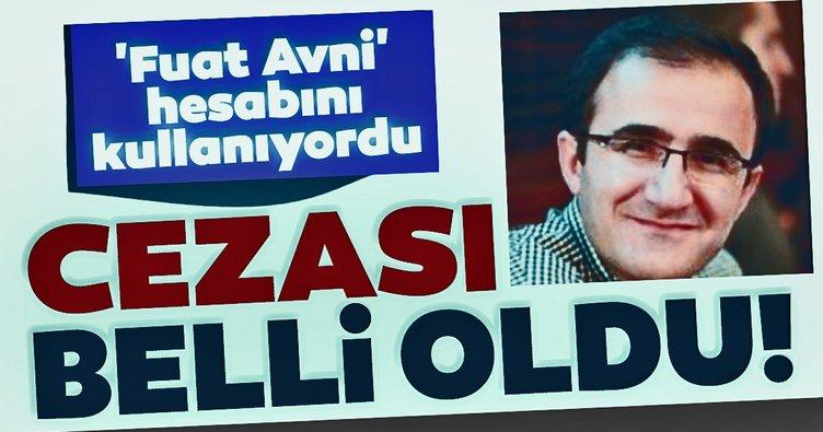 Son dakika haberi | Kritik FETÖ davasında karar! 'Fuat Avni' hesabını kullanan Mustafa Koçyiğit'e müebbet hapis!