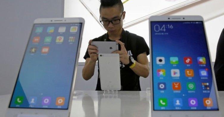 Çin'de Huawei, Samsung ve Apple'ı geçti