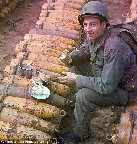 İkinci Dünya Savaşı'nın zafer gününden fotoğraflar