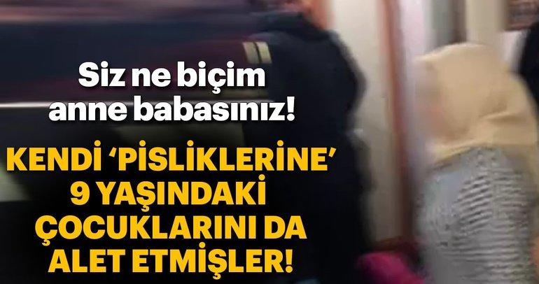 İstanbul'da narkotik operasyonunda torbacı karı ve koca kıskıvrak yakalandı