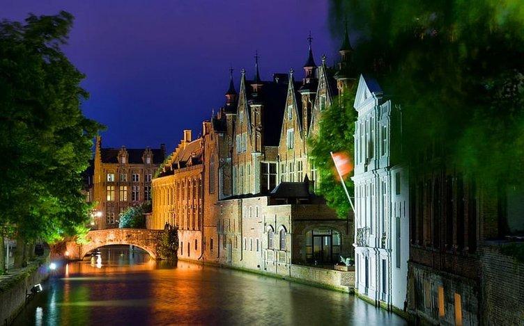 Dünyanın en güzel kanal şehirleri
