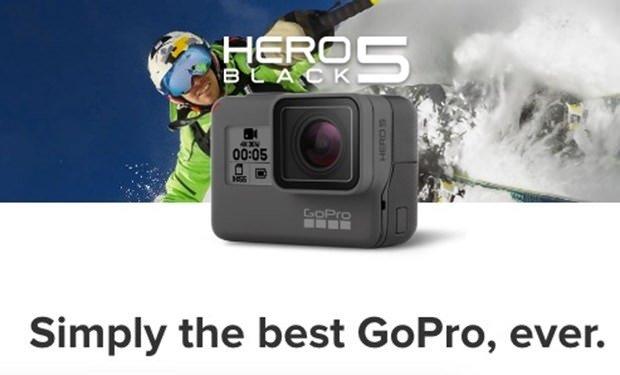 GoPro Hero 5'in Türkiye fiyatı belli oldu