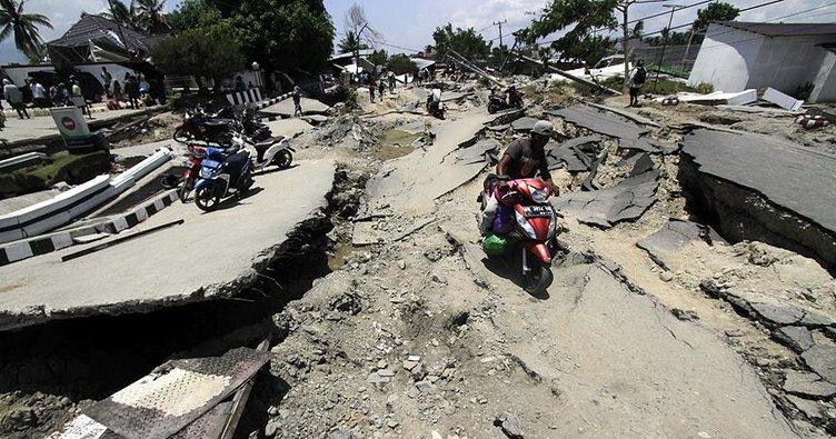 Endonezya'da doğalafetler 11 ayda 462 can aldı