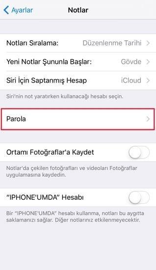 iPhone Safari'de Favoriler nasıl gizlenir?
