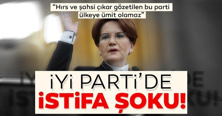Son dakika haberi: İYİ Parti'den arka arkaya istifalar! İşte İYİ Parti kulislerini sarsan haber