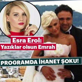 Esra Erol'un stüdyo şefliğini yapan Seda Sayan'ın yeğeni Eda Gök ihanete uğradı