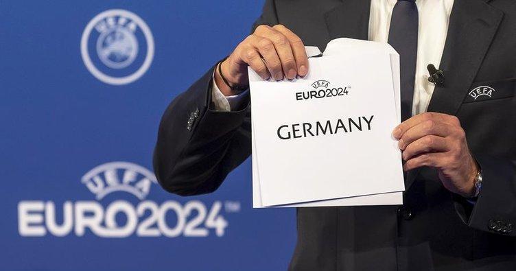EURO 2024'ün ev sahibi Almanya