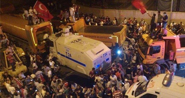 15 Temmuz gecesi darbeciler, Beştepe köprüsünü bombalamak istemiş - Sayfa 4  - Son Dakika Haberler