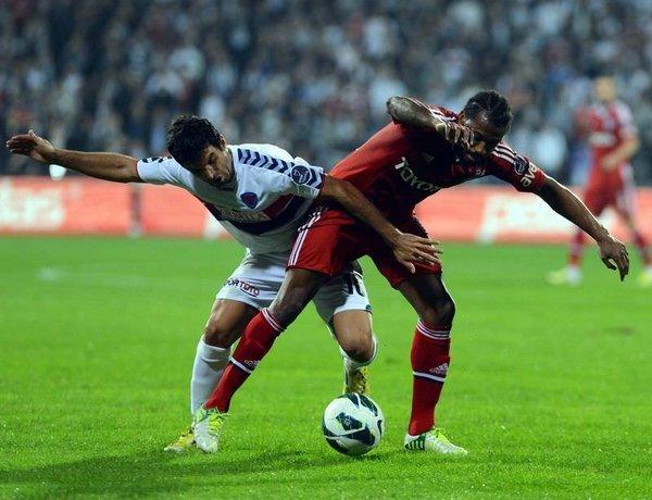 Beşiktaş - Mersin İY