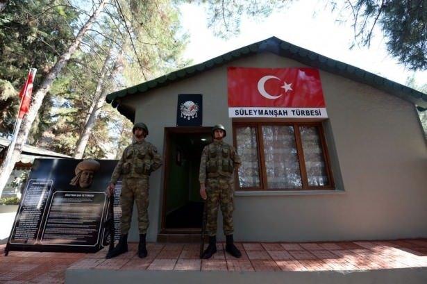 Sandukalar ve emanetler Türkiye'de