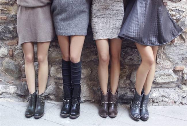 2014'ün en trend sonbahar-kış bayan ayakkabı modelleri