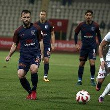 Başakşehir Kahramanmaraşspor'a şans tanımadı!