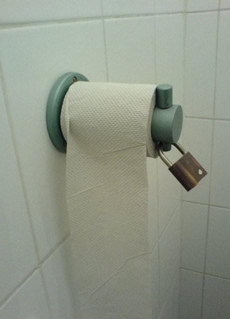 Bu tuvaletler bir acayip!
