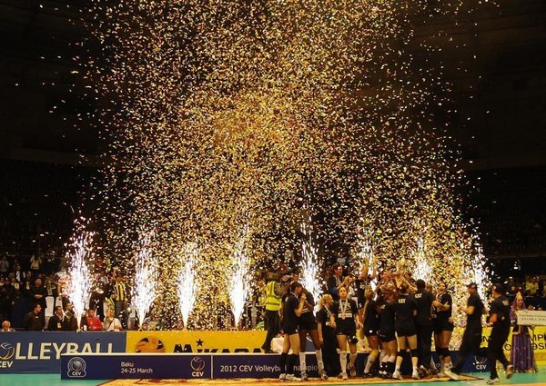 Fenerbahçe Universal şampiyon oldu