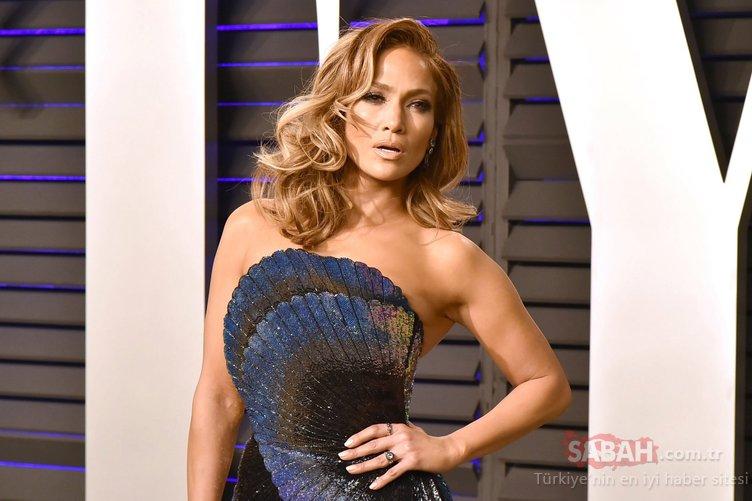 Dünyaca ünlü yıldız Jennifer Lopez Antalya'ya geldi