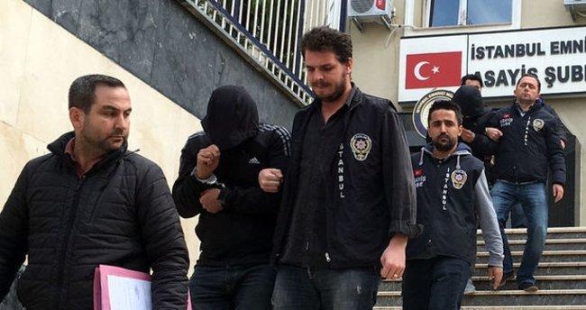 Dar bölge uygulamasıyla 54 kişi yakalandı