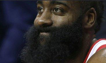 Harden'dan Rockets'a kötü haber