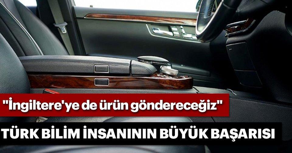 Türk bilim insanı pille ısı yayan kumaş geliştirdi