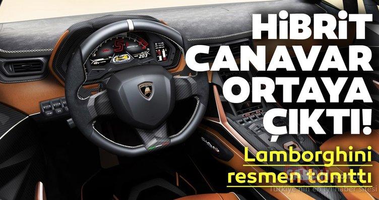 Lamborghini Sian resmen tanıtıldı! Hibrit Lamborghini Sian neler sunuyor? Özellikleri nedir?