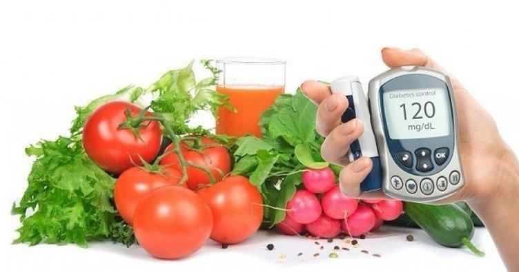 Diyabetliler ne yemeli? Şeker hastaları neler yemelidir?