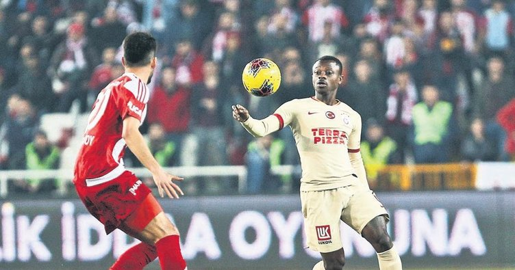 Galatasaray'da Seri'nin kader maçı