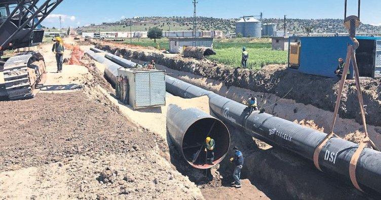 Düzbağ Projesi tam gaz devam ediyor