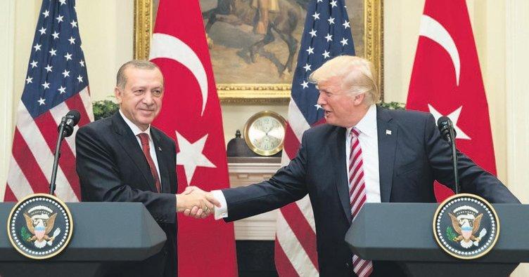 Trump'la Katar'ı Putin'le Suriye'yi görüştü