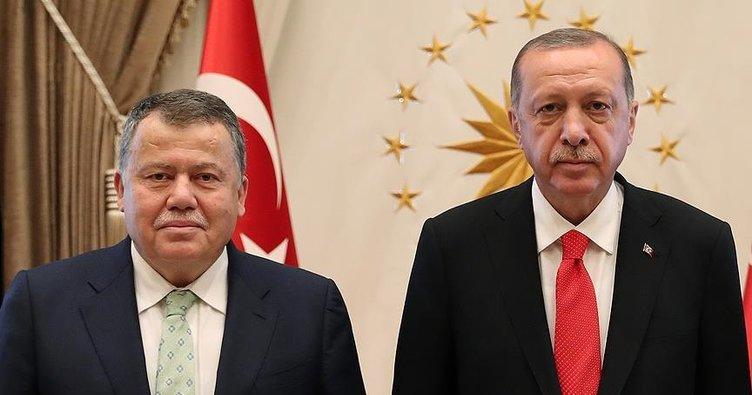 Başkan Erdoğan'dan Cirit'e tebrik
