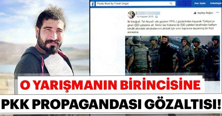 O ses Türkiye birincisi Ferat Üngür gözaltına alındı!