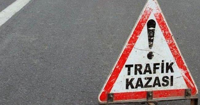 Bilecik'te trafik kazaları: 5 yaralı