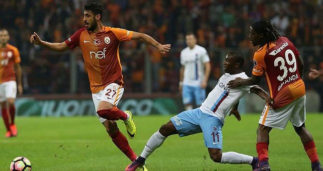 Galatasaray ile Trabzonspor 123. randevuda