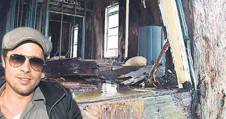 Brad Pitt'e Katrina tepkisi: Vaat ettiğin evleri ver