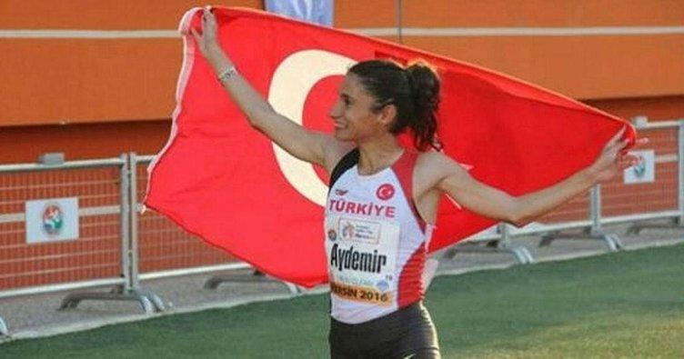 Esma Aydemir'den milli başarı