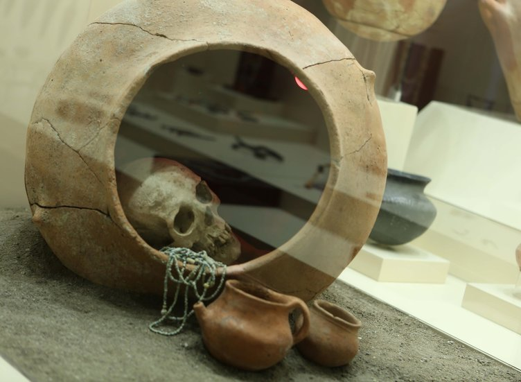 Şoke eden keşif! 4 bin 500 yıllık erkek iskeletlerinde…