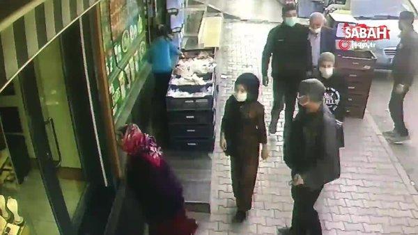 Mersin'deki  akılalmaz olay kamerada! Aynı kızı aynı anda istemeye giden iki aile kavgaya tutuştu | Video