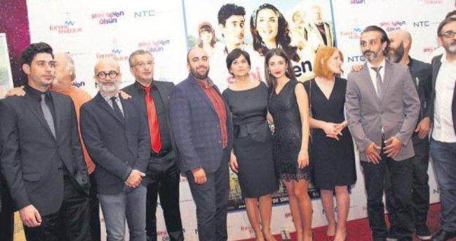 'Trabzon'da film çekmek alışkanlık yapıyor'