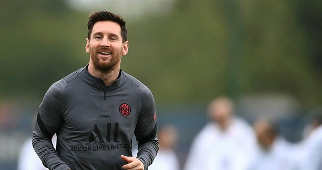 Lionel Messi'den PSG'ye iyi haber! Manchester City maçında...