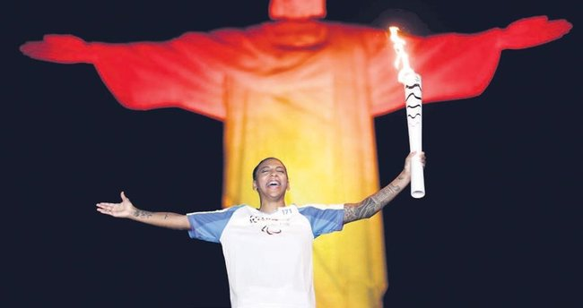 Rio'da 2'nci perde