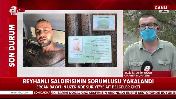 Son dakika: Reyhanlı'daki terör saldırısının sorumlularından 'Ercan Bayat' yakalandı! Esad rejiminin ajanı çıktı | Video