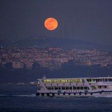 En uzun Ay tutulması, İstanbul Üniversitesi'nde de izlenebilecek