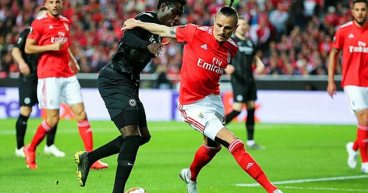 Benficalılar, Fejsa'nın Fenerbahçe'ye transfer olmasından mutlu!
