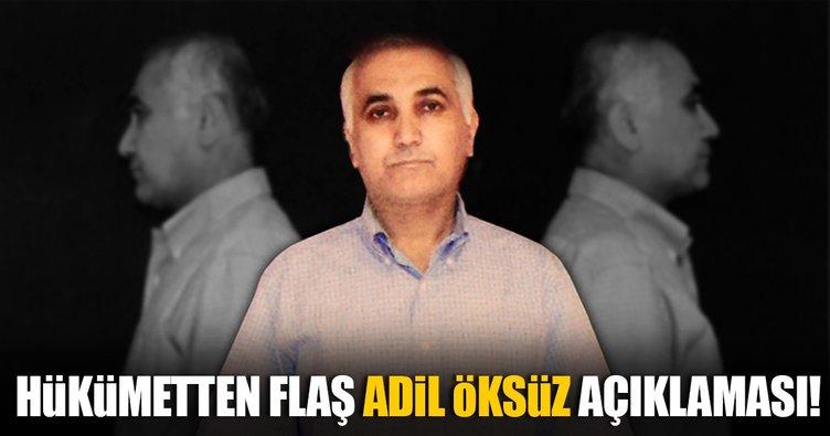 Adalet Bakanı Gül: Hükümetimiz Adil Öksüz ile ilgili iade talebinde bulundu