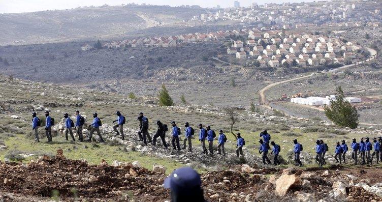İşte İsrail'in Filistin topraklarındaki Bedevi...