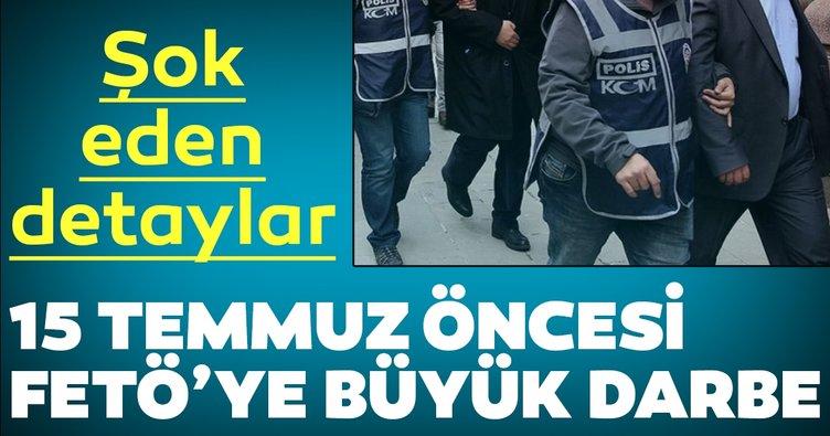İstanbul'da 15 Temmuz öncesi FETÖ temizliği sürüyor: 102 tutuklama