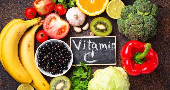 C vitamini nelerde var? C vitamini faydaları nelerdir, hangi besinlerde  bulunur? - Sağlık Haberleri