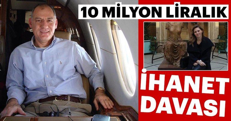 10 milyon liralık ihanet davası