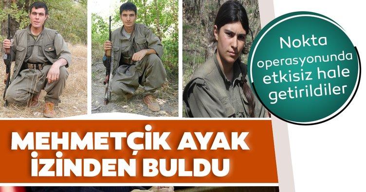 Mehmetçikten 3 bin 467 rakımlı Sümbül Dağı'nda ayak izlerini takip etti ! Azılı 3 teröristi etkisiz hale getirdi